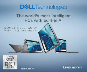 Dell Technologies: The world's most intelligent PCs with built in AI