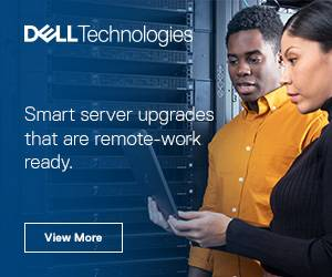 Dell Technologies: Smart server upgrades that are remote-work ready.